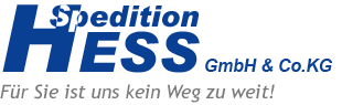 Spedition Hess GmbH & Co. KG - Logo
