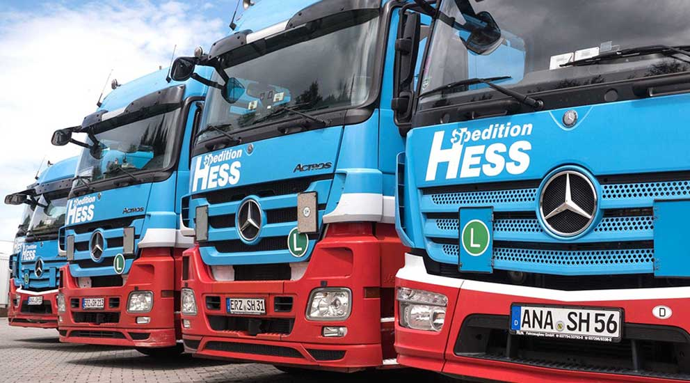 Spedition Hess GmbH & Co. KG