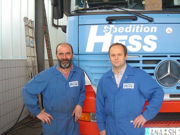 Unsere Mechaniker